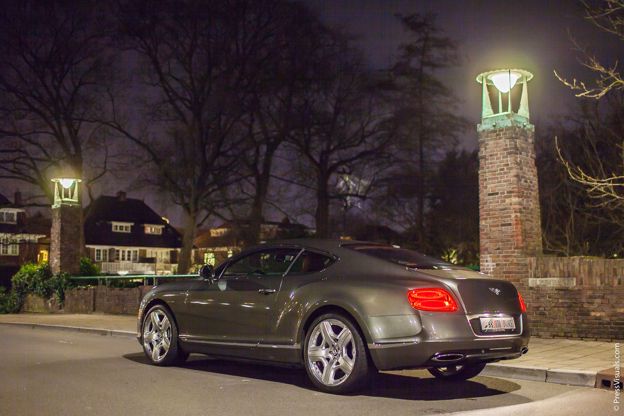 Bentrley Continental GT 6.0 W12 Mulliner | Auto Advance