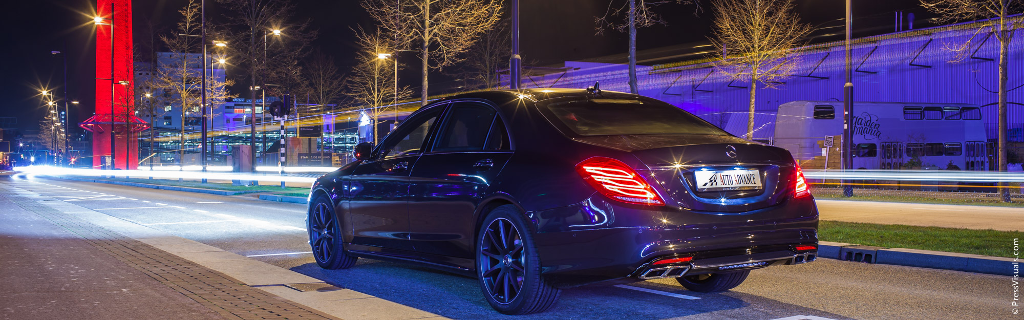 Mercedes S 500 L AMG Styling