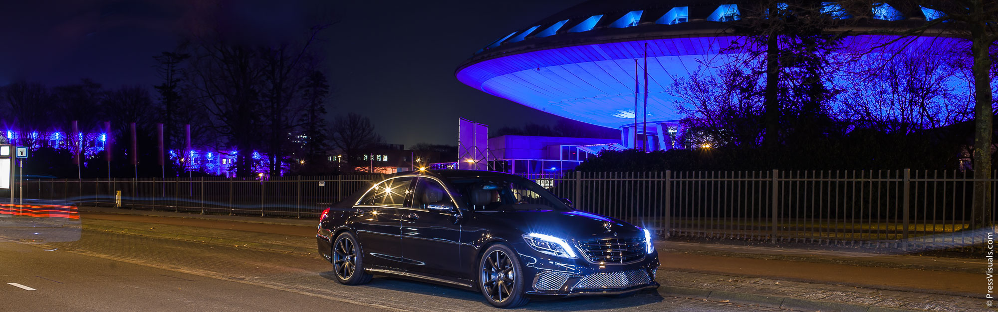 Mercedes S 500 Lang AMG Styling | Auto Advance | Evoluon Eindhoven