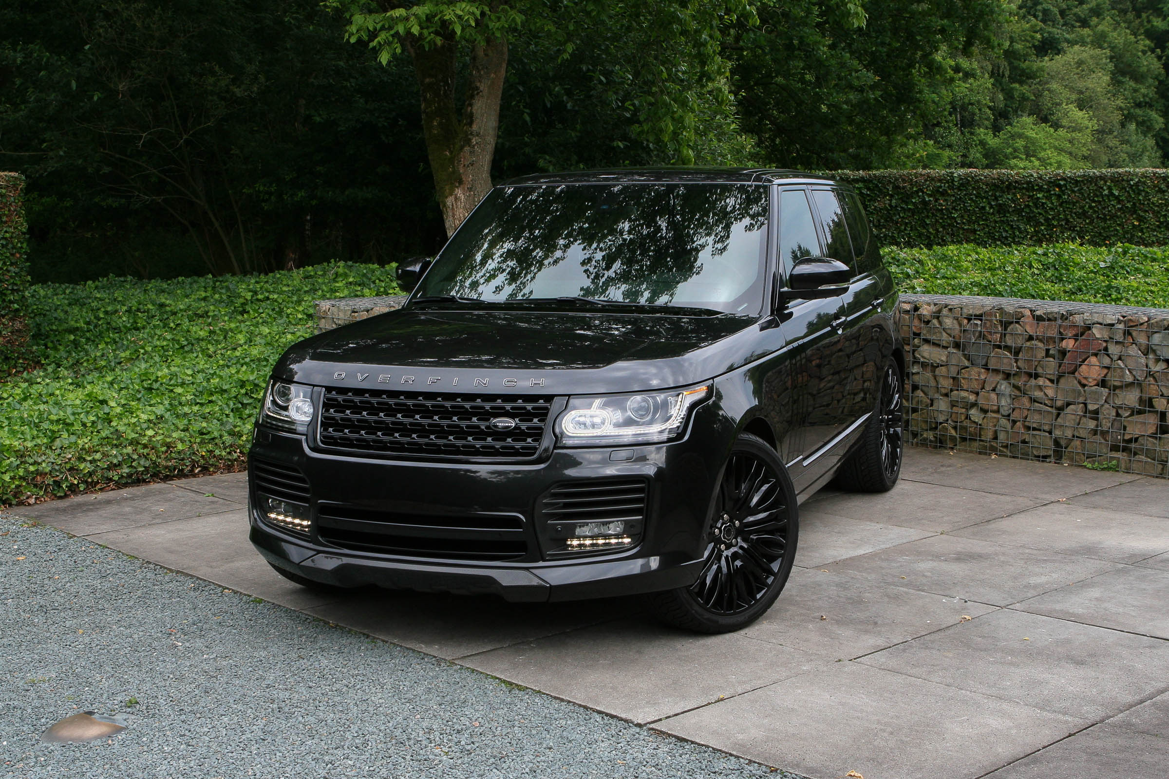 Overfinch Range Rover Supercharged 2015