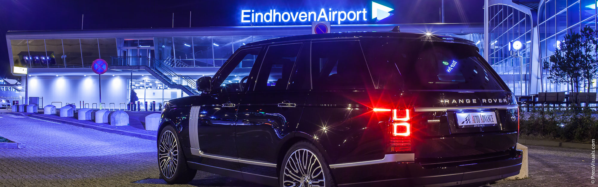 Range Rover 5.0 Supercharged Autobiography Silver Pack | Auto Advance | Eindhoven Airport