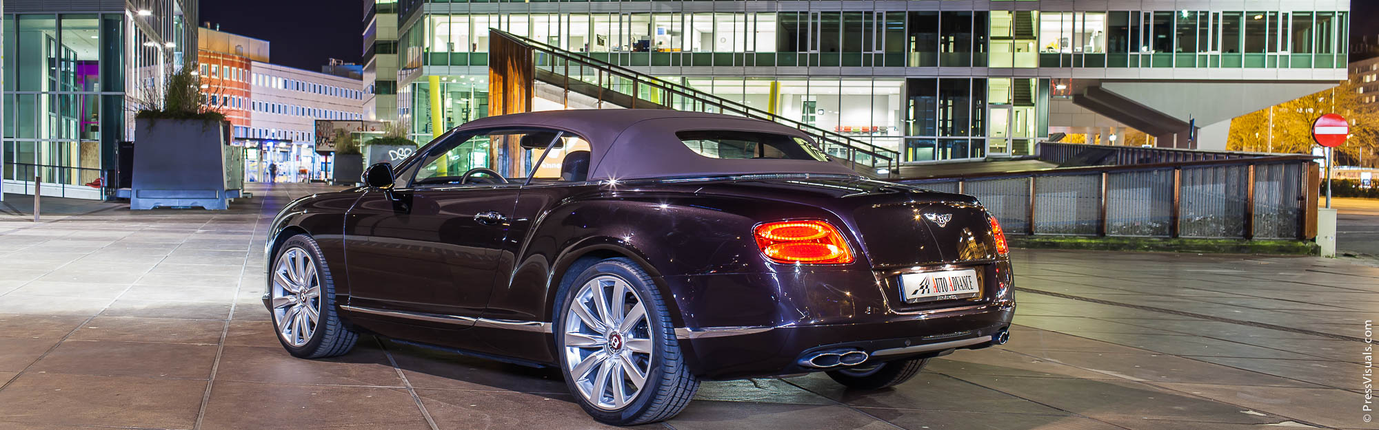 Bentley Continental GTC V8 | AutoAdvance.nl