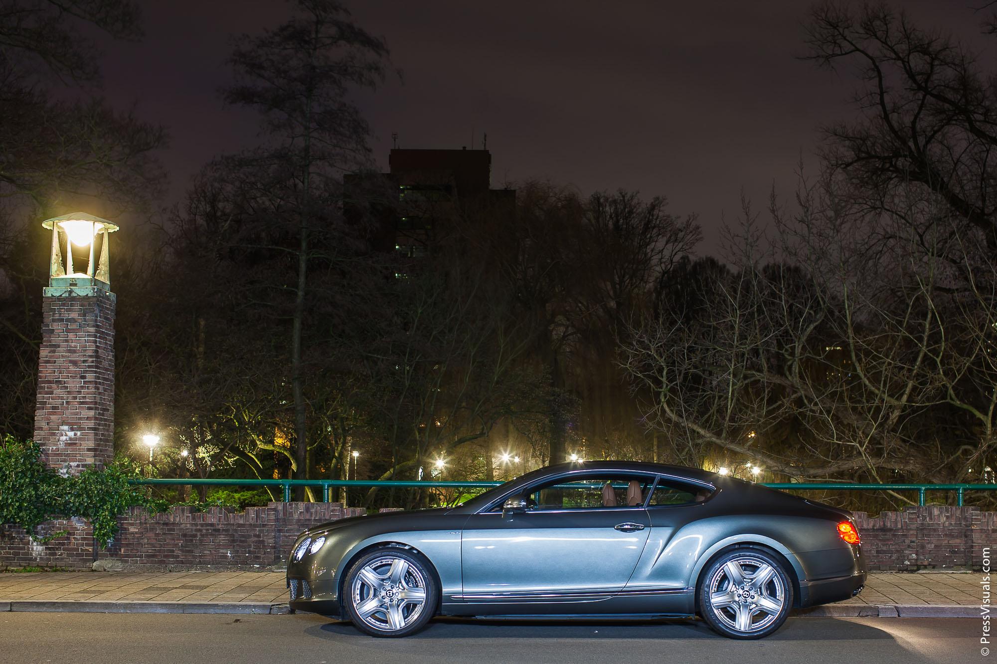 Bentley Continental GT 6.0 W12 Mulliner | Auto Advance | De Elzent - Eindhoven