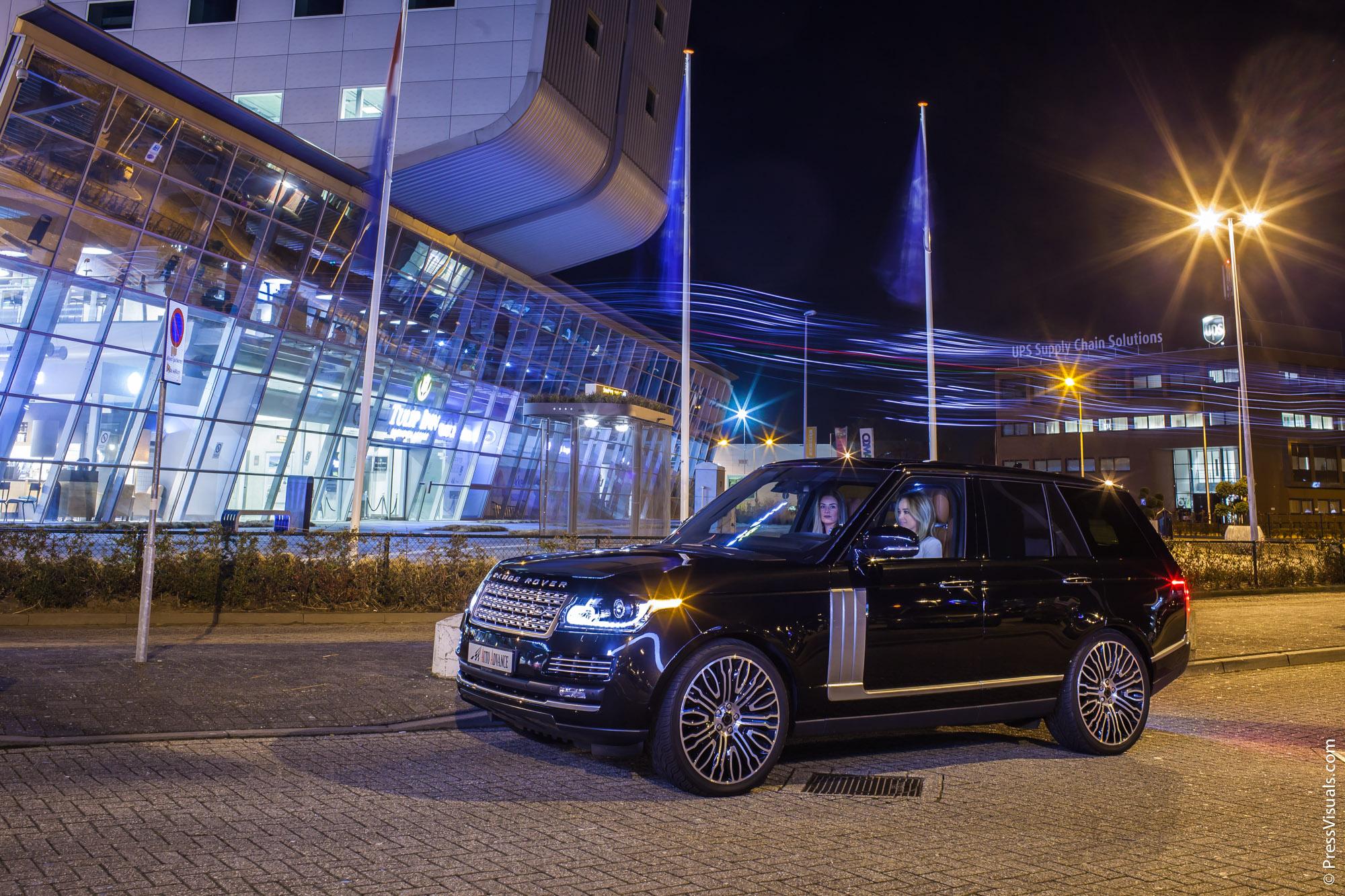 Range Rover | Auto Advance | Eindhoven Airport