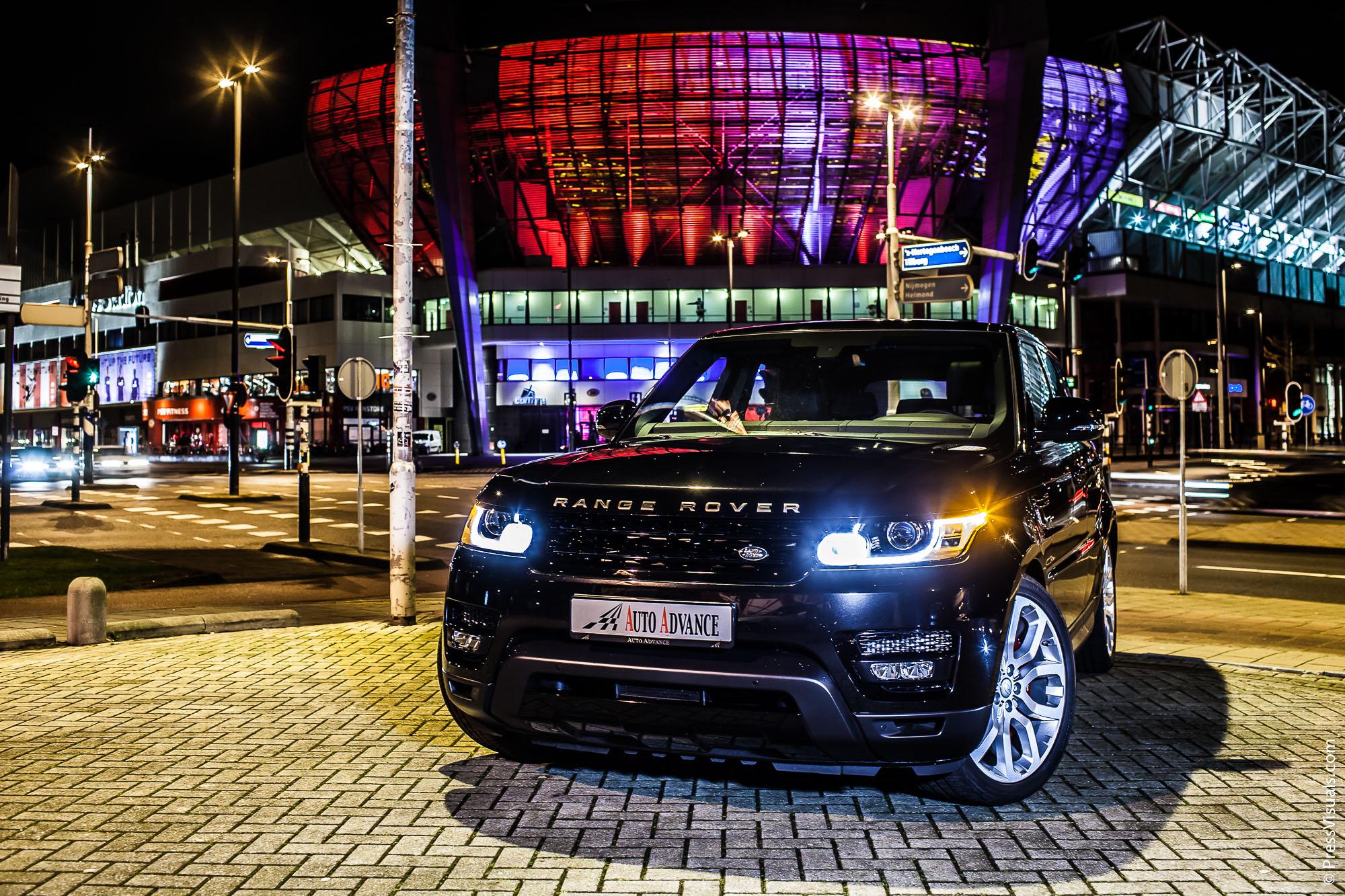 Range Rover Sport | Auto Advance | PSV Stadion Eindhoven
