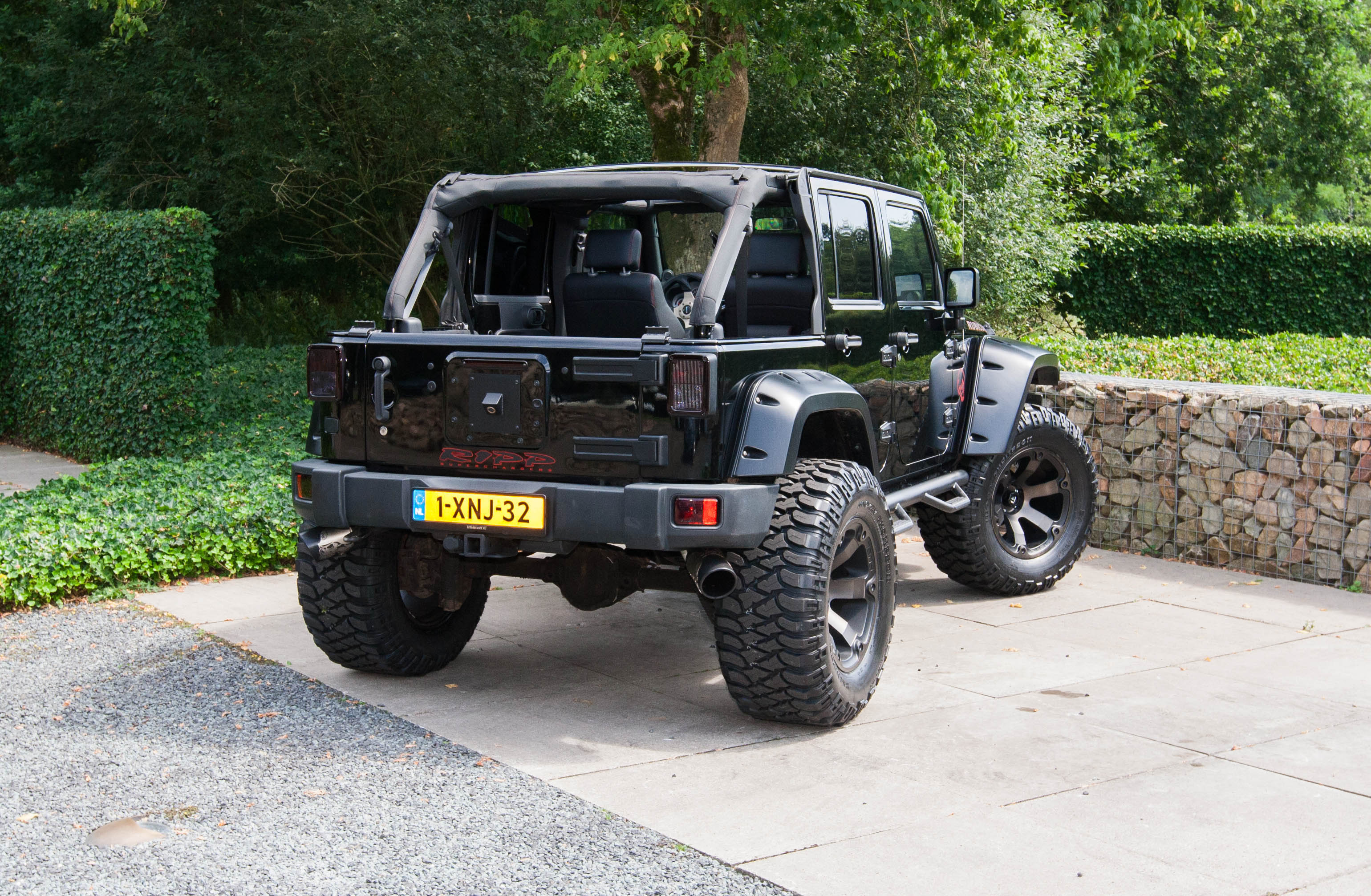 Jeep Wrangler Unlimited RIPP-1