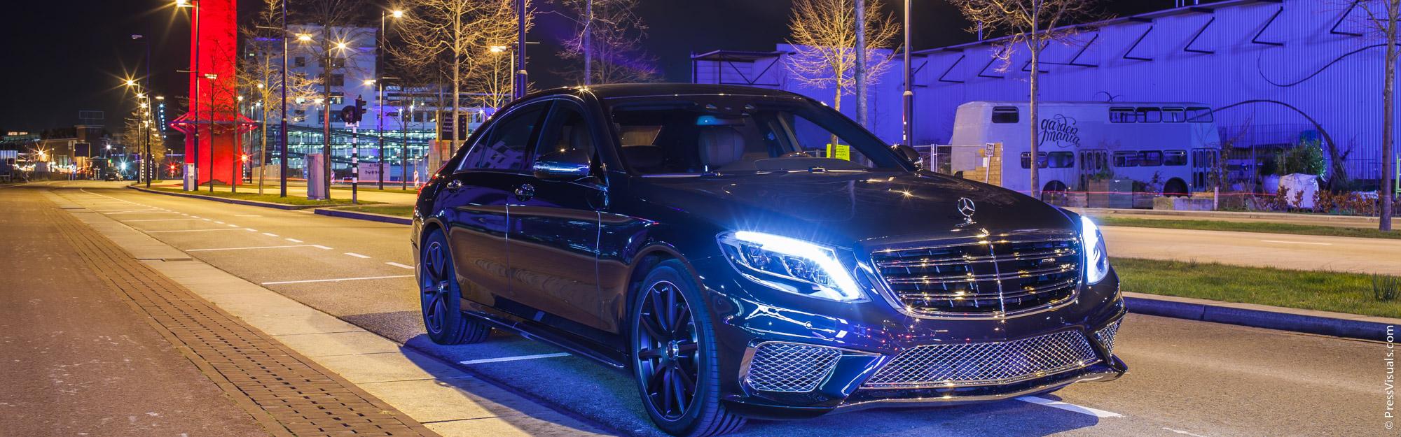 Mercedes S 500 L AMG Styling