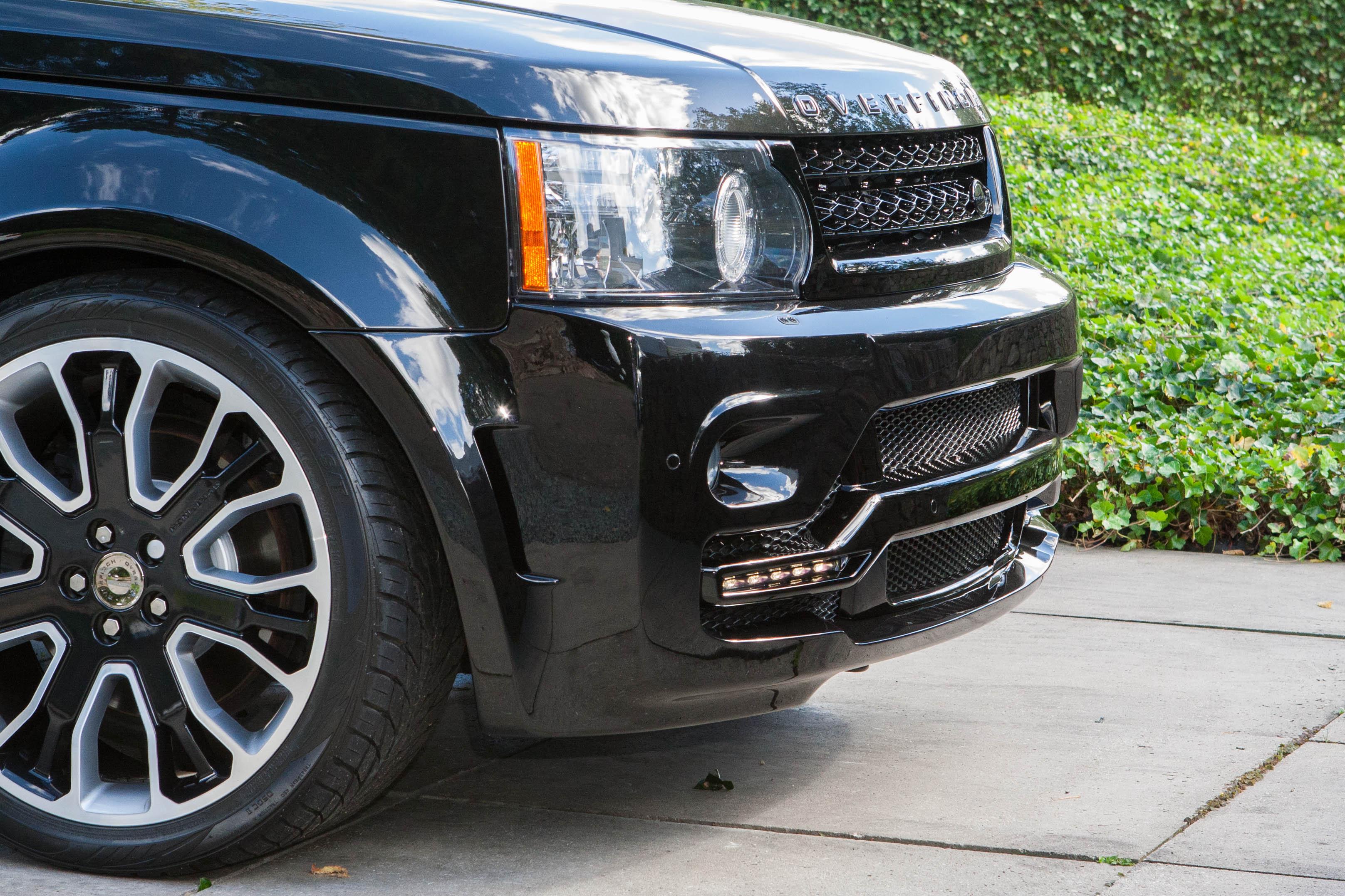 Range Rover Sport Overfinch GTS