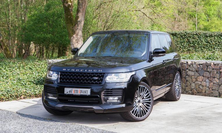 Range Rover Vogue Overfinch 2016
