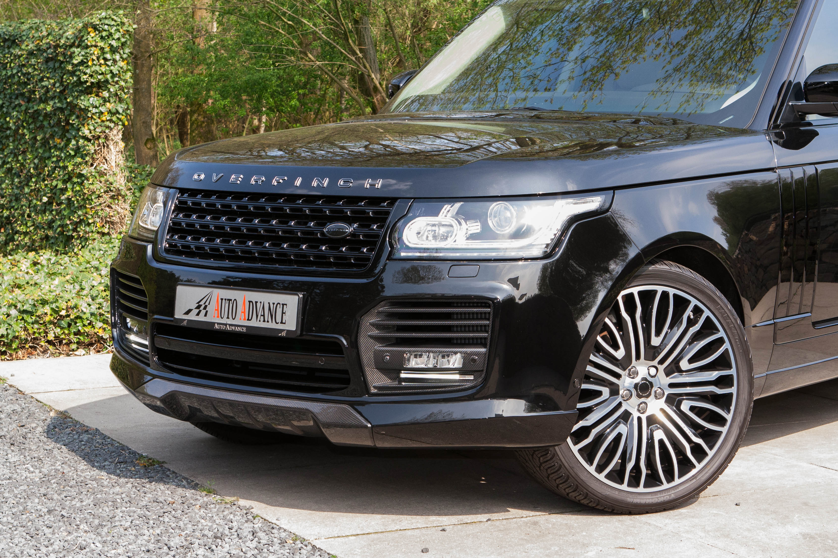 Range Rover Vogue Overfinch 2016