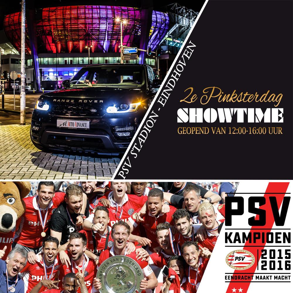 Auto Advance en PSV