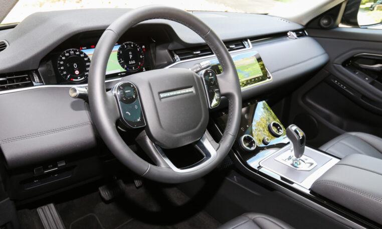 Land Rover Range Rover Evoque P250 Se My2020 Auto Advance